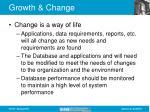 growth change