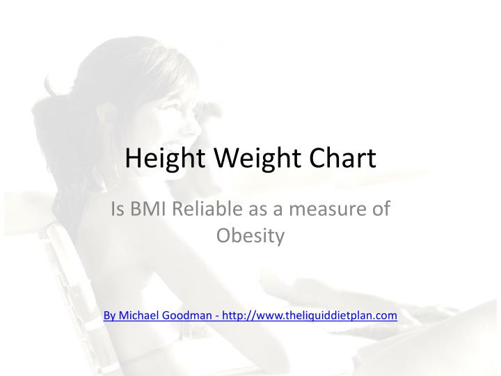 height weight chart n.