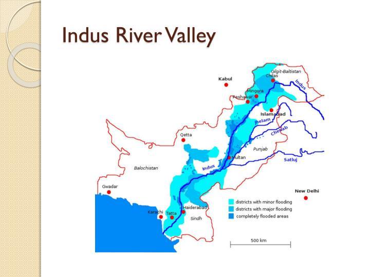Indus River Valley