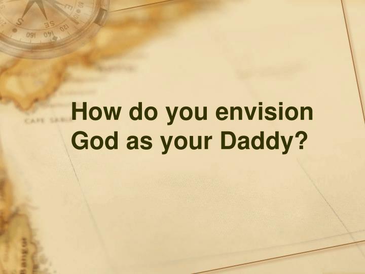 How do you envision