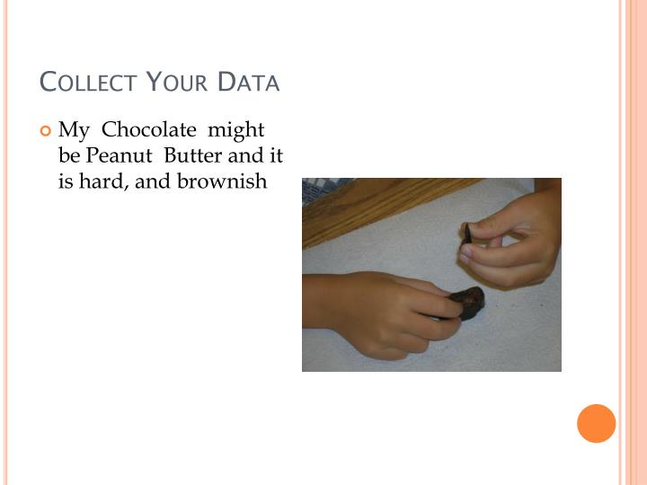 Collect Your Data