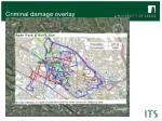 criminal damage overlay