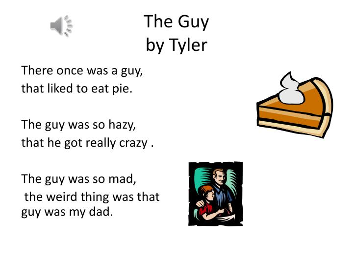 the guy by tyler n.