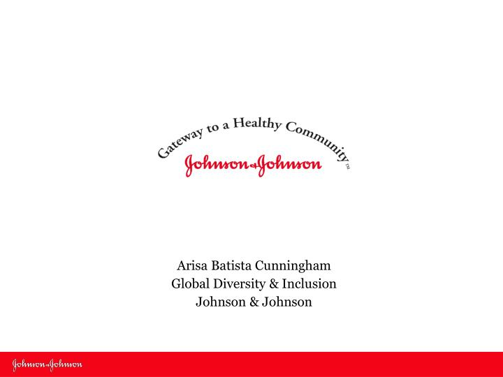 johnson johnson case study