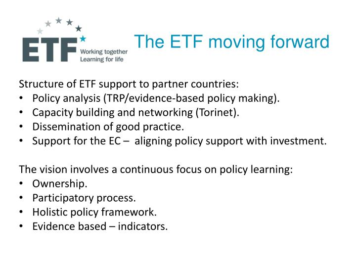 The ETF