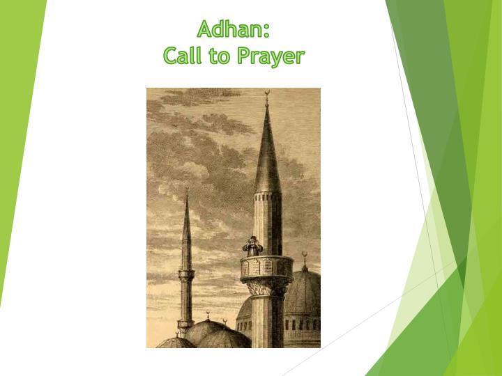 Adhan