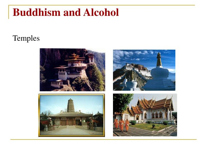 Buddhism and Alcohol