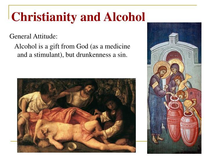 Christianity and Alcohol