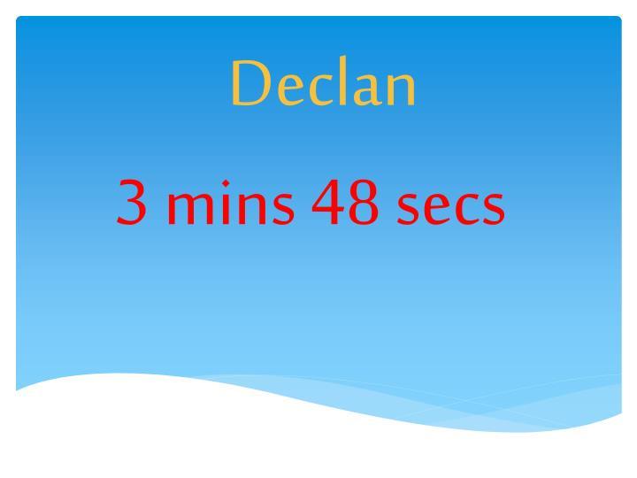 Declan