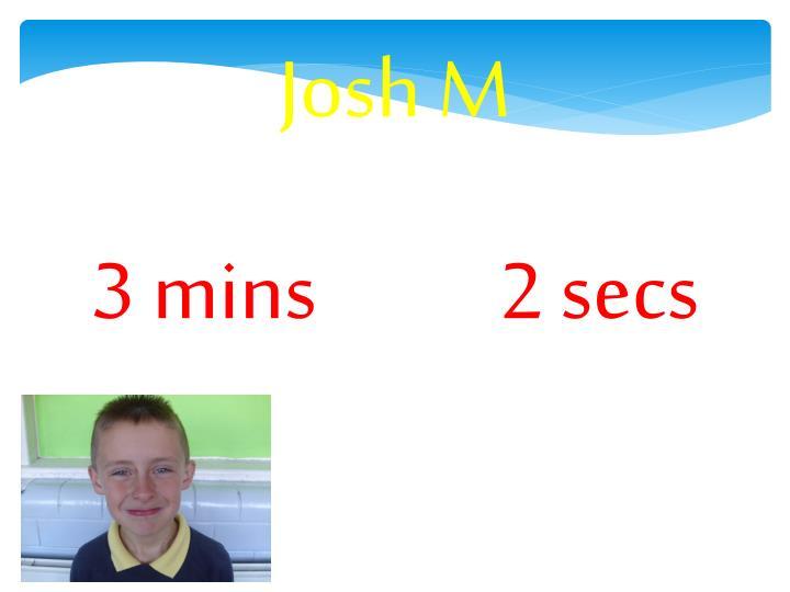 Josh M