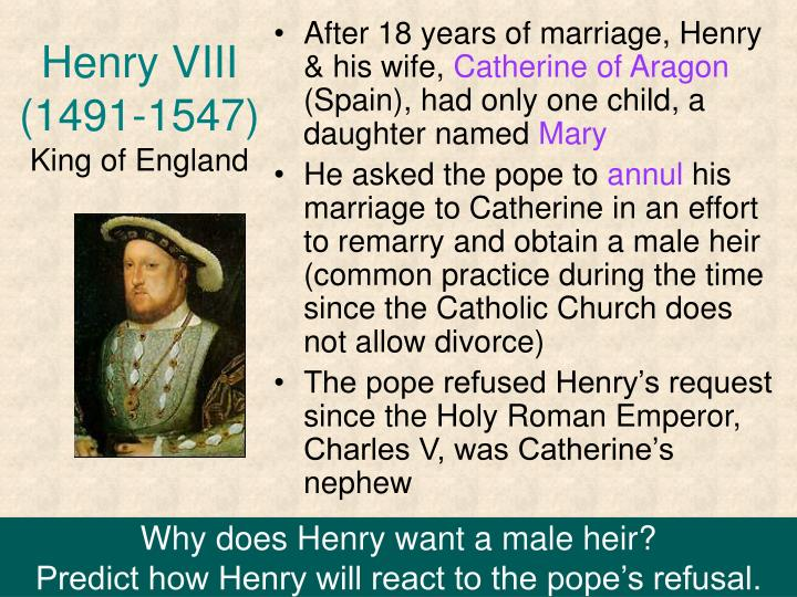 After 18 years of marriage, Henry & his wife,