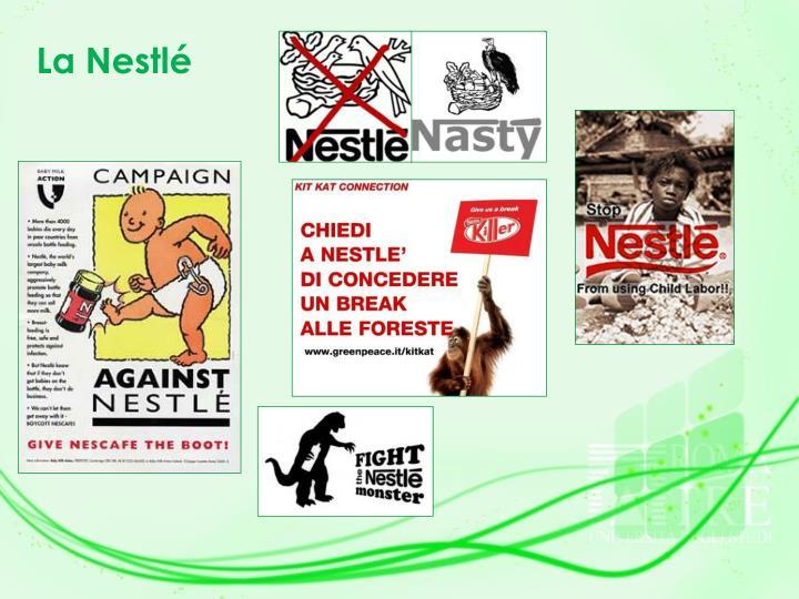 La Nestlé