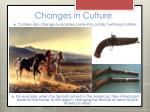 changes in culture7