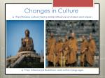 changes in culture9