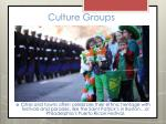 culture groups20
