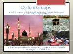 culture groups6