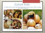 culture traits4