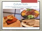 culture traits5