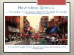 how ideas spread3
