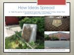 how ideas spread5