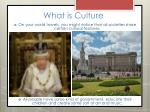 what is culture5