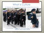 what is culture6
