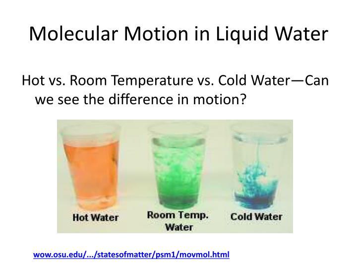 Liquid At Room Temperature Solid When Heated