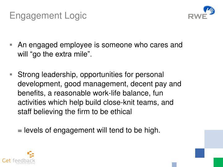Engagement Logic