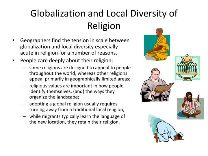 religion and diversity Religious diversity of this sort can fruitfully be explored in many ways—for instance, from psychological, anthropological, or historical perspectives the current discussion, however.