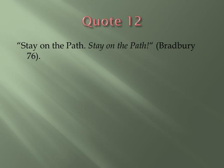 Quote 12