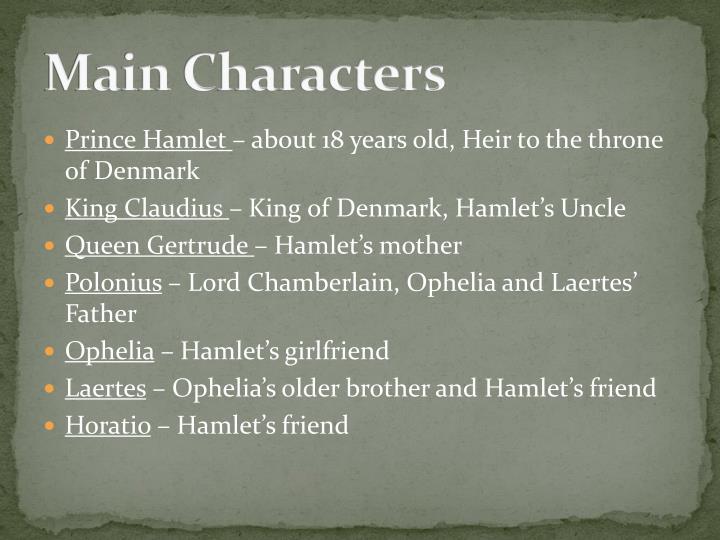 king claudius character analysis