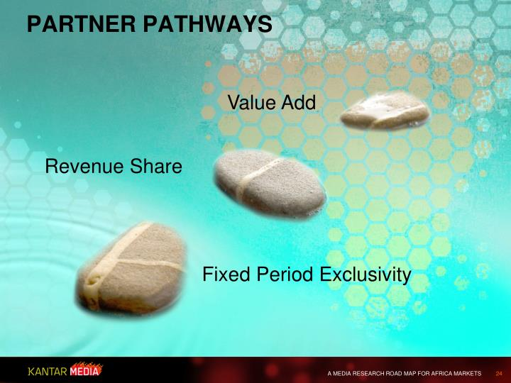 PARTNER Pathways