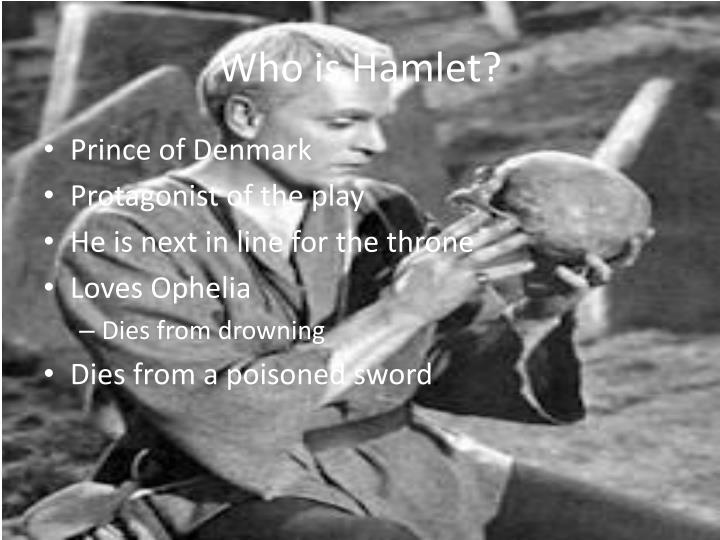 Who is hamlet