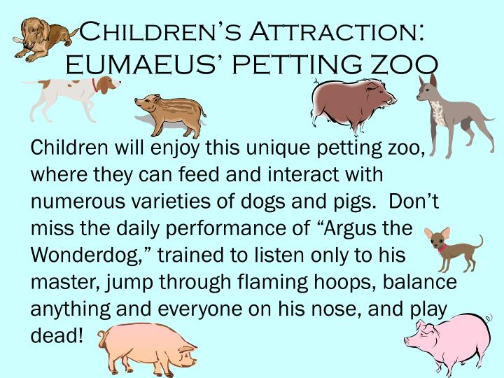 Children's Attraction: