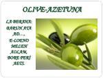 olive azetuna