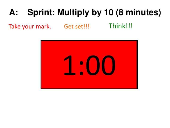 A:    Sprint