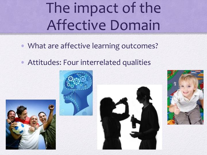The impact of the Affective Domain