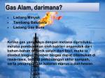 gas alam darimana