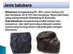 jenis batubara1
