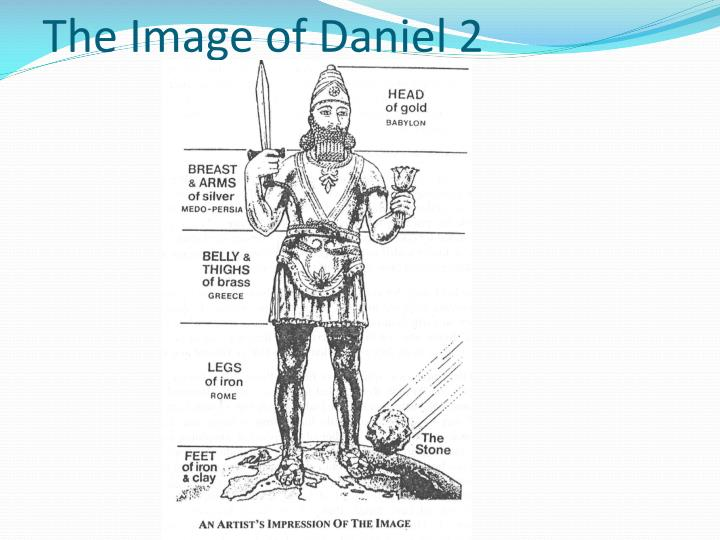 The Image of Daniel 2