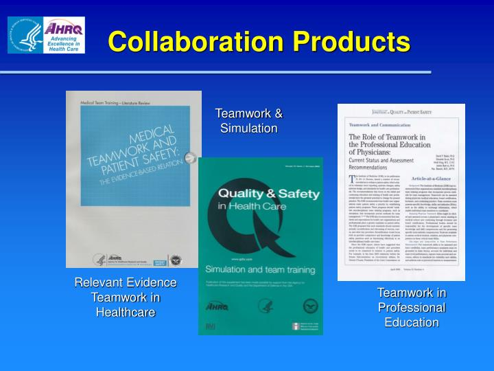 Collaboration Products