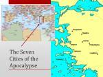 the seven cities of the apocalypse