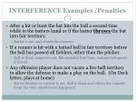 interference examples penalties2