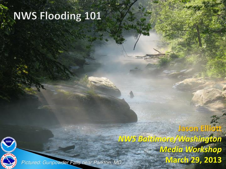 nws flooding 101