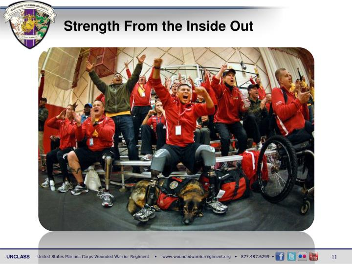 Strength From the Inside Out