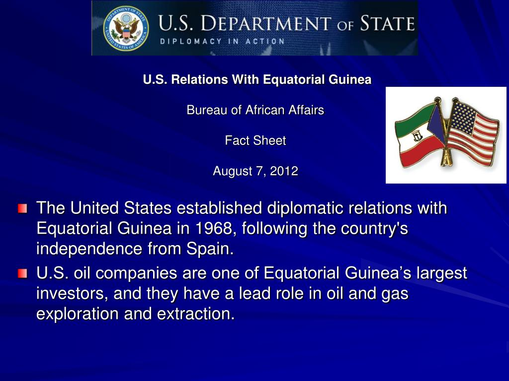 PPT - Equatorial Guinea PowerPoint Presentation - ID:2782194