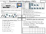 numbers and graphing ng
