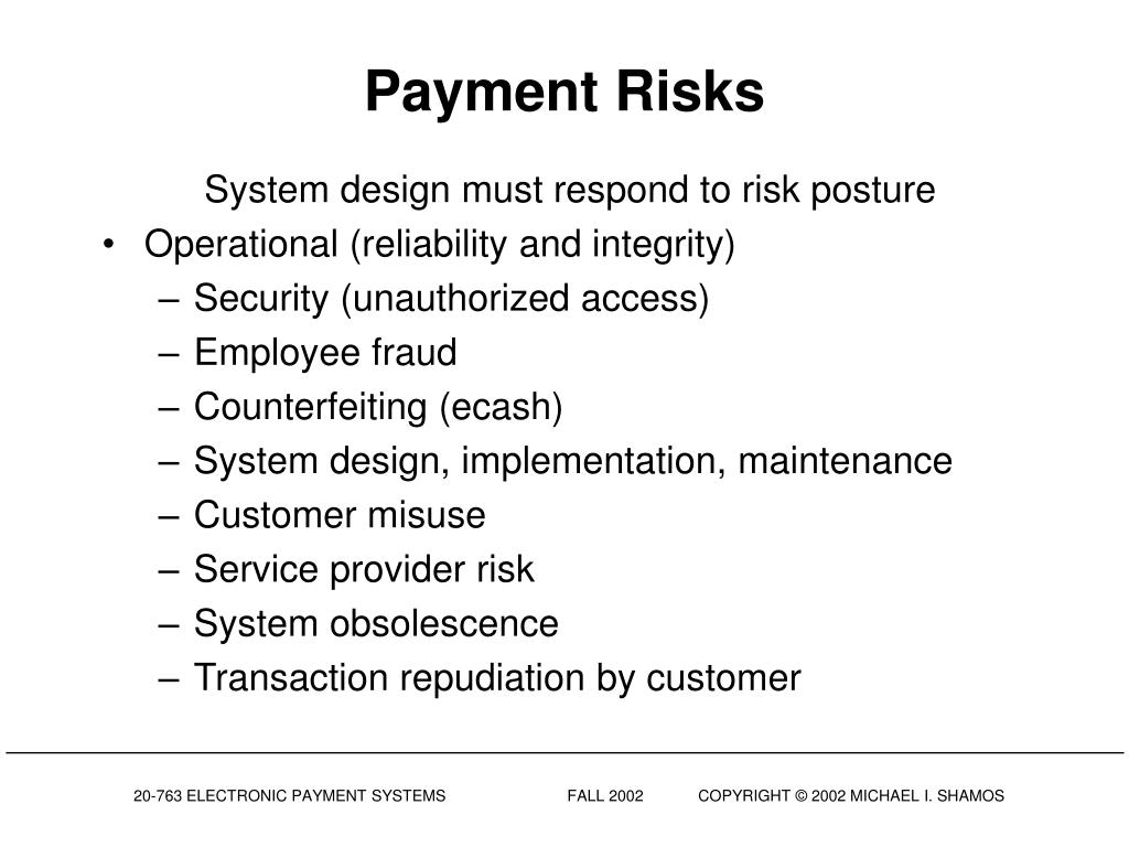 Ppt Electronic Payment Systems 20 763 Powerpoint Presentation Free Download Id 2783237