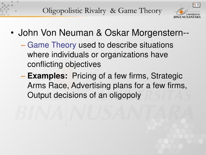 dominant firm price leadership oligopoly