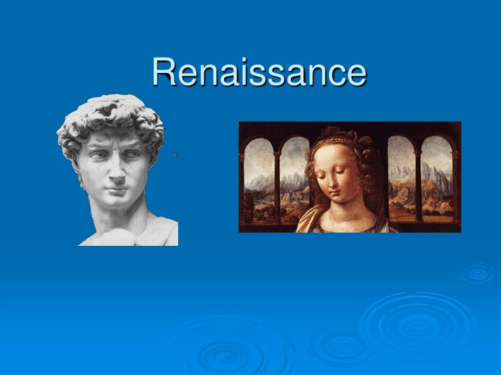 renaissance science activities